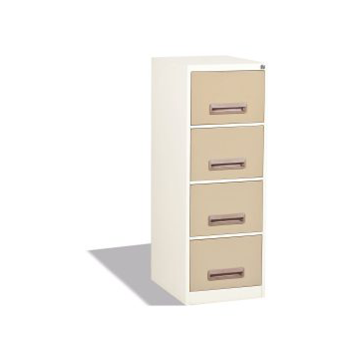 on sale 10ece e2ef8 Steel 4 Drawer Filing Cabinet